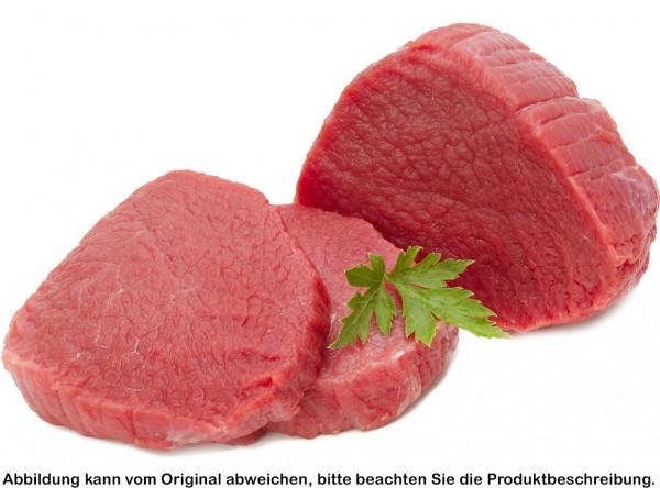 Rinderbraten aus der Schwanzrolle vom Deutsch Angus Rind, vakuumiert