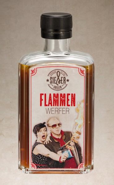 Grillsauce FLAMMENWERFER