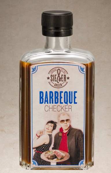 Grillsauce BARBEQUE CHECKER