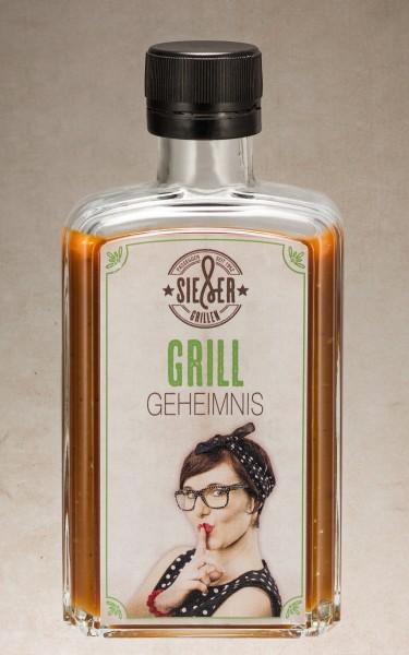 Grillsauce GRILLGEHEIMNIS