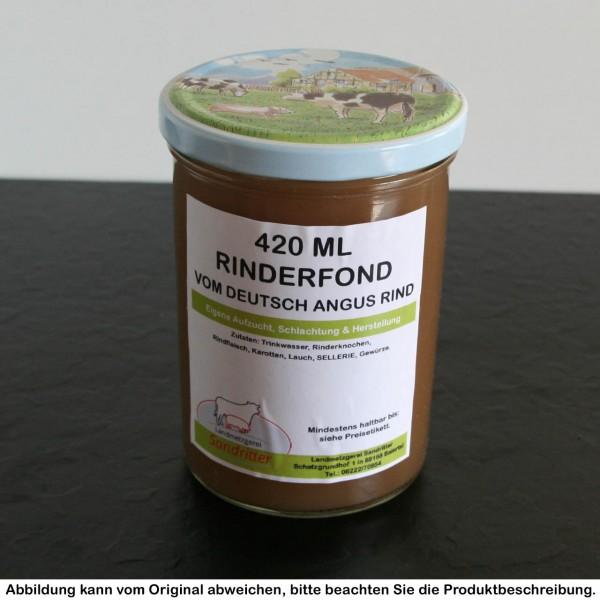 Rinderfond 420ml