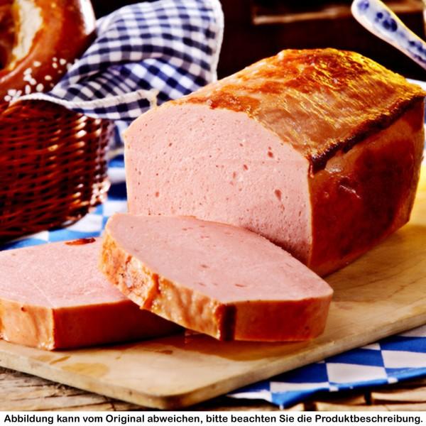 Fleischkäse in Vesperscheiben, je Scheibe ca. 120g
