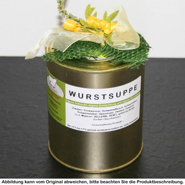 Wurstsuppe 800ml Dose