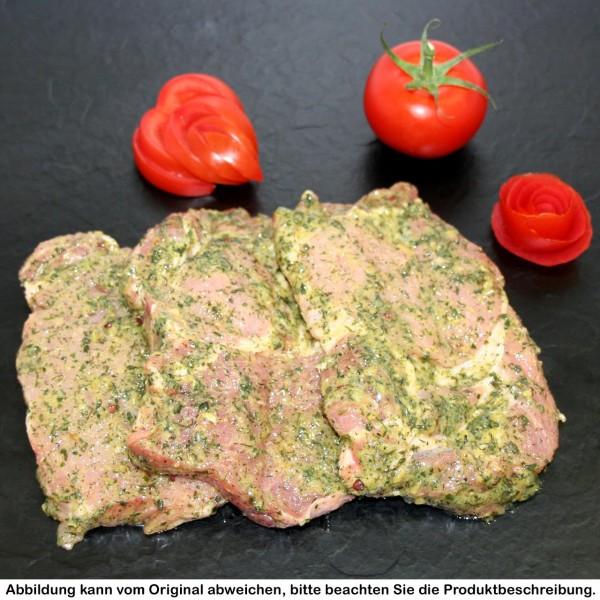 Knoblauch Kräuter Marinade