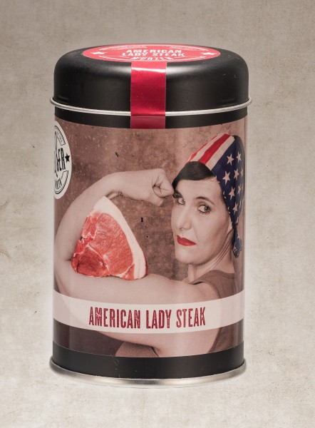 Grillgewürz AMERICAN LADY STEAK